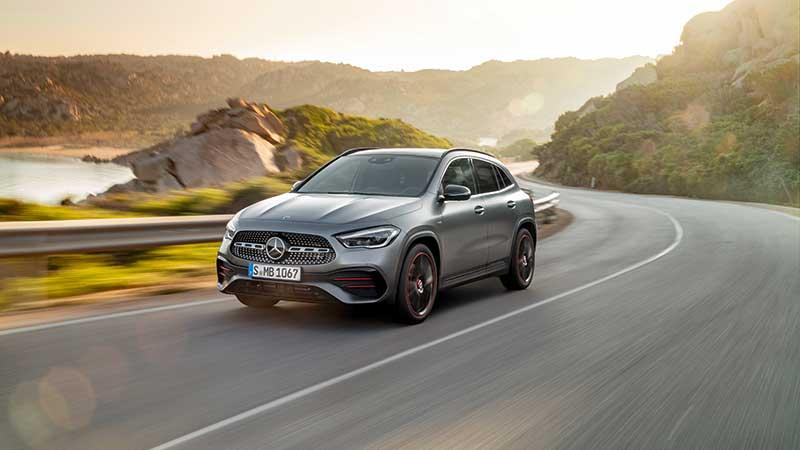 De nieuwe Mercedes-Benz GLA: meer karakter, meer ruimte, meer veiligheid