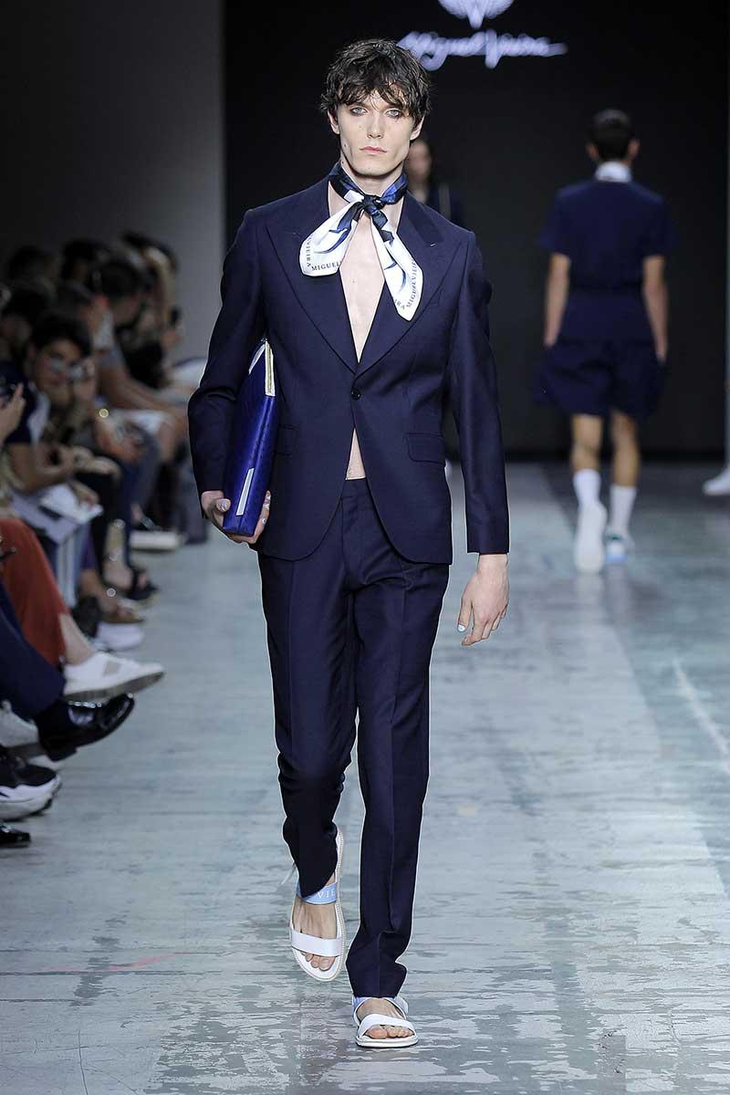 Modekleuren man lente zomer 2020