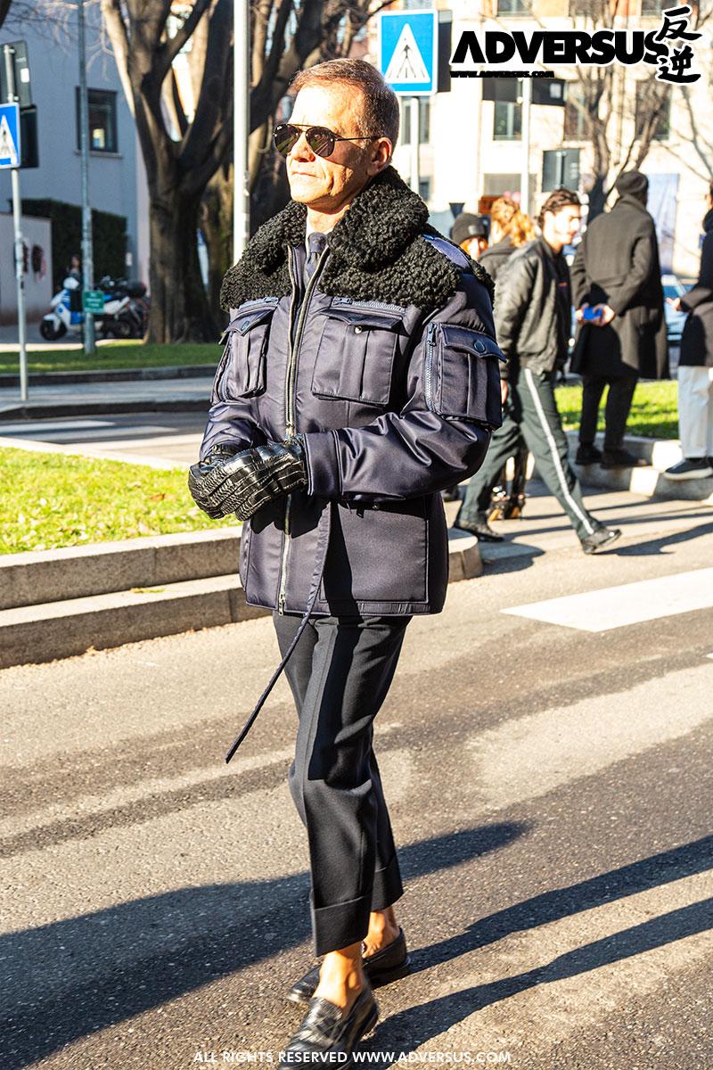 Elegant spring fashion fresh and trendy - Mannenmode street style Milano - Foto Charlotte Mesman