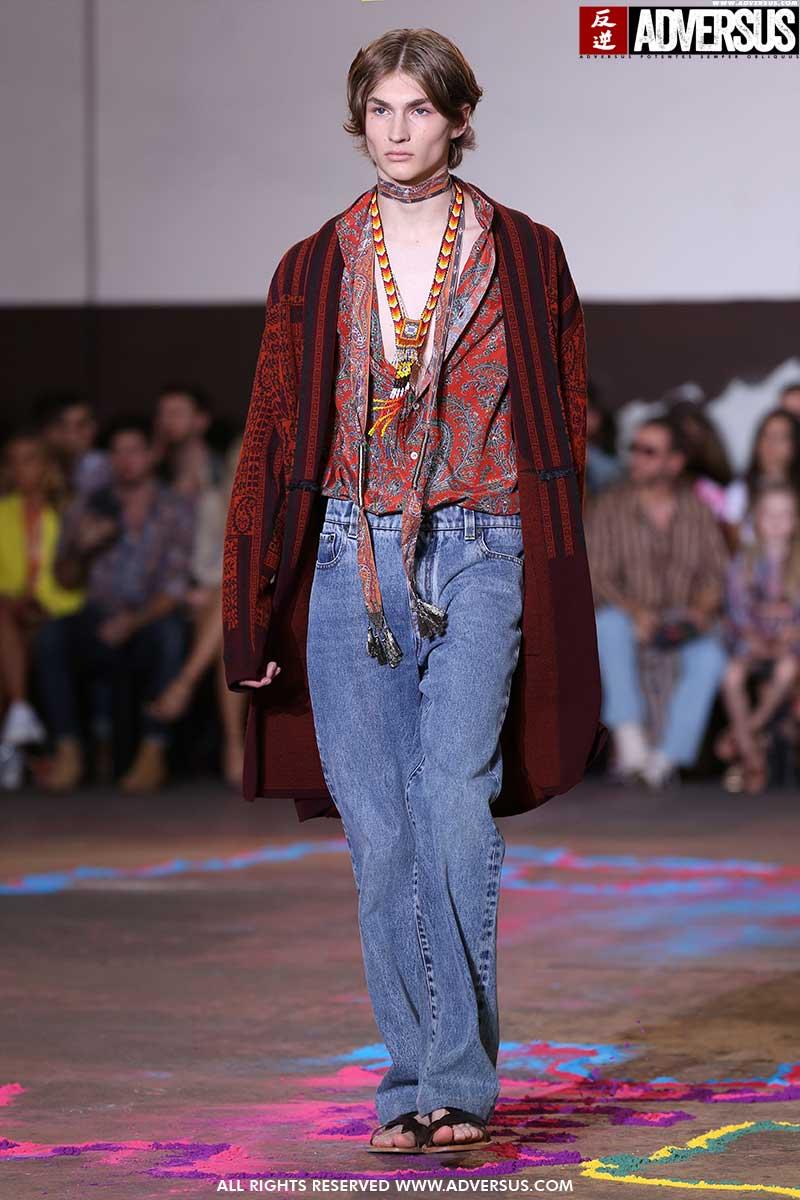 Modetrends lente zomer 2020. De jaren '70 in de mode