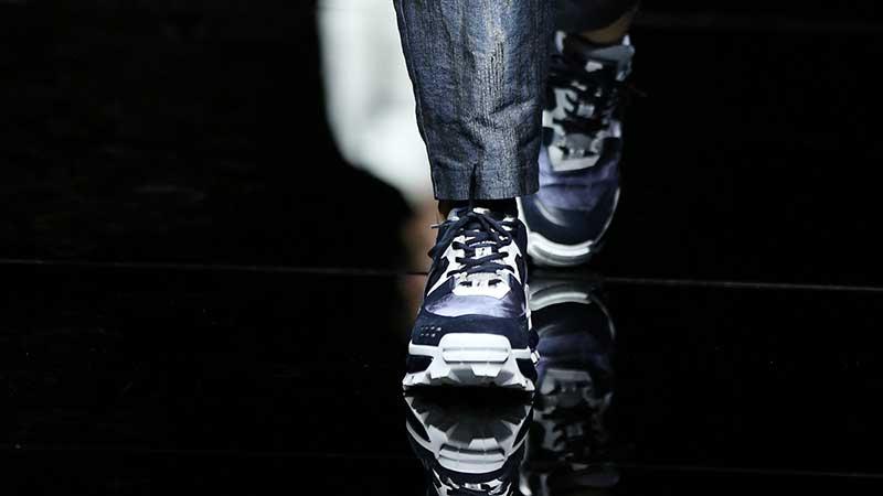 Schoenentrends voorjaar zomer 2020. Sneakers