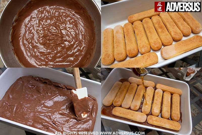 Kookrecept. 'Zuppa inglese'. Eenvoudig maar verrukkelijk Italiaans dessert