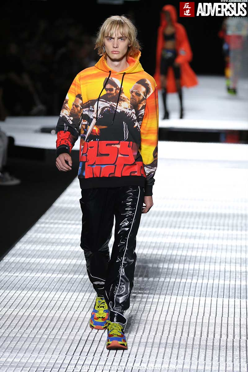 Modetrends man zomer 2020. Sportswear