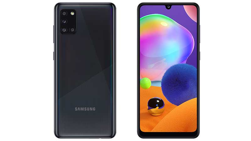 Samsung Galaxy A31 is nieuwste toevoeging aan Galaxy A-serie