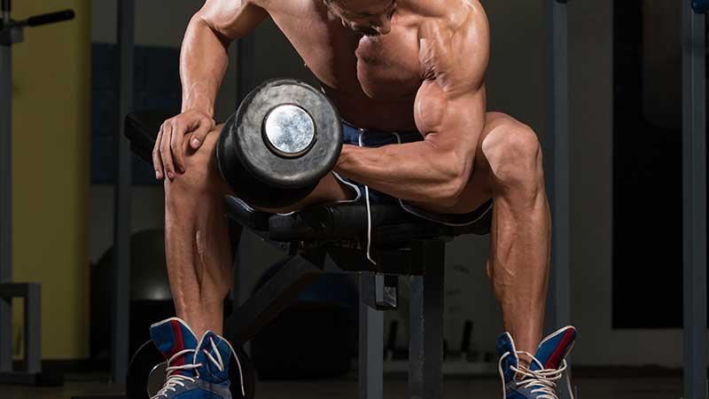 Je biceps trainen