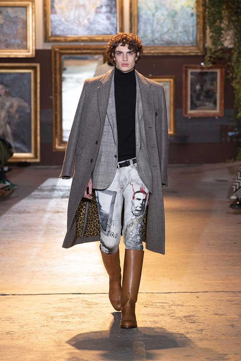 Modetrends man winter 2020. Spijkerbroeken trends