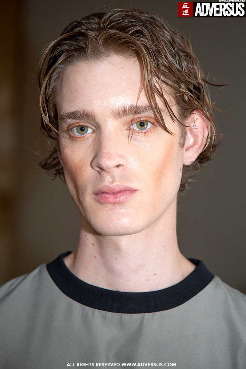 Haarstyling man zomer 2020. Drie wet looks