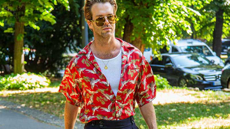 Modetrends zomer 2020. Met deze overhemden ben je up-to-date