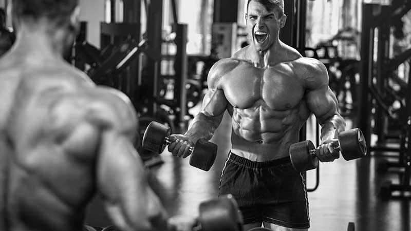 Trainingsgeheimen voor volle en sterke spierballen