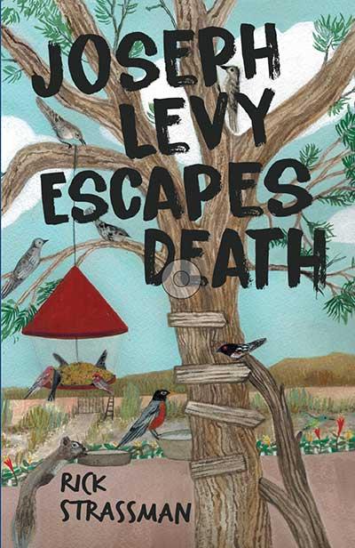 Joseph Levy Escapes Death - Rick Strassman, auteur