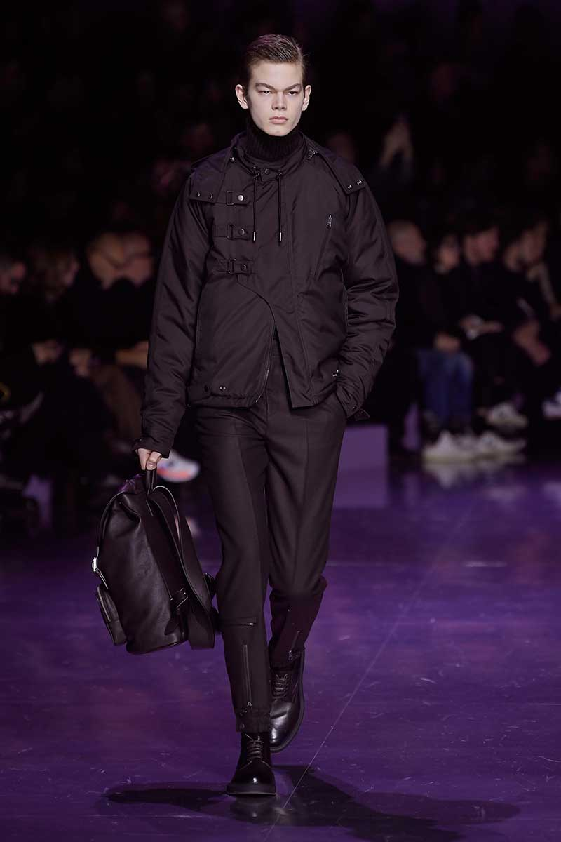 Modetrends herfst winter 2020 2021. Monochrome outfits