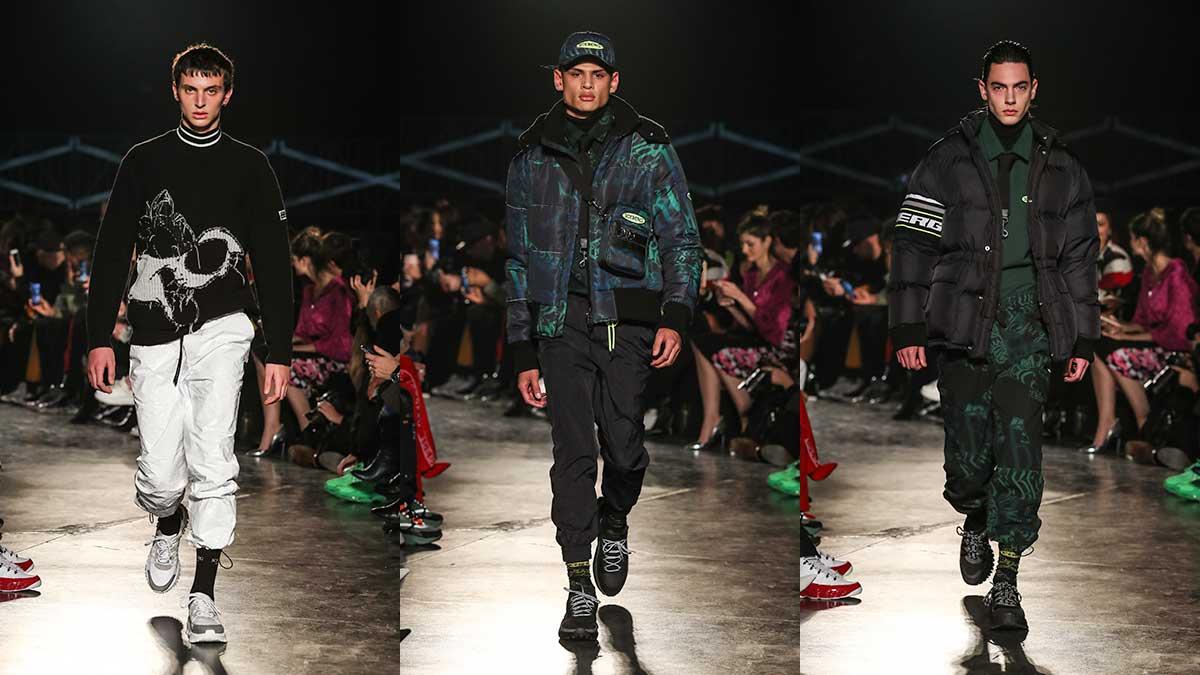 Modetrends herfst winter 2020 2021. Sportswear looks
