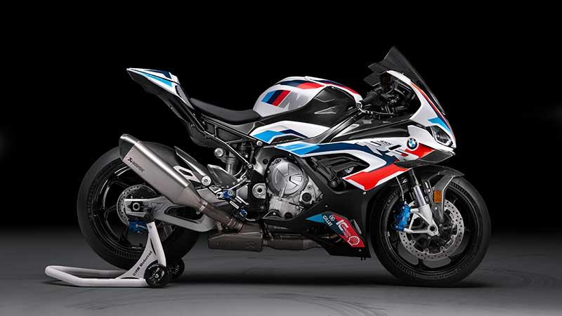 BMW Motorrad onthult 'superbike' BMW M 1000 RR
