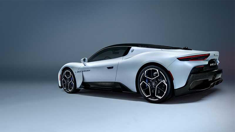 MC20 luidt nieuw tijdperk in voor Maserati