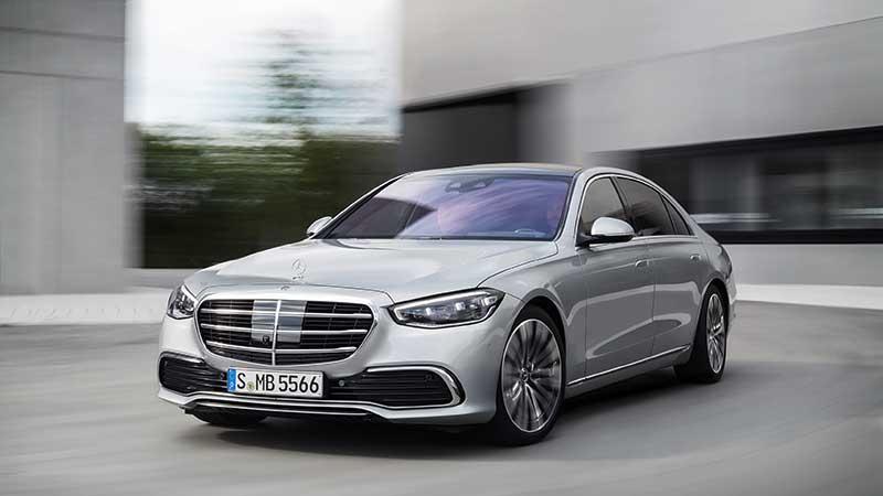 De nieuwe Mercedes-Benz S-Klasse: een compleet nieuwe luxe-ervaring