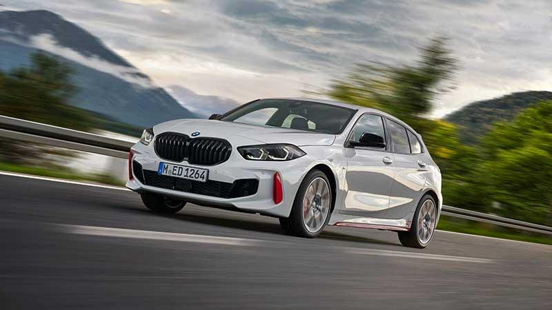 De nieuwe BMW 128ti