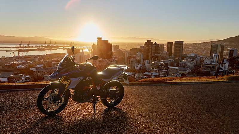 BMW Motorrad presenteert nieuwe BMW G 310 GS