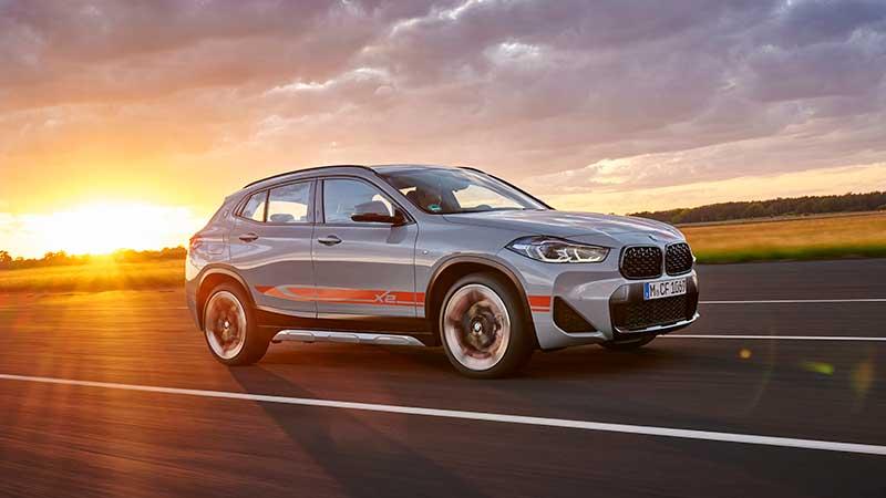 De nieuwe BMW X2 M Mesh Edition