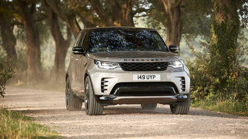 Nieuwe Land Rover Discovery: efficiënte motoren, verbeterde connectiviteit en meer comfort