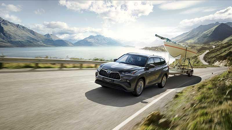 Toyota Highlander Hybrid: zuinige fullsize 7-persoons SUV