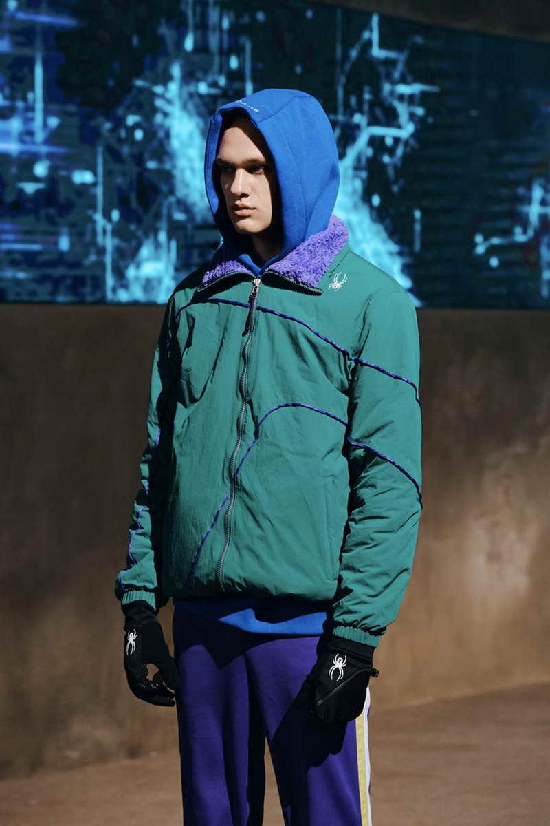 Modetrends herfst winter 2021 2022. Modecollectie: Spyder. Photo: courtesy of Spyder
