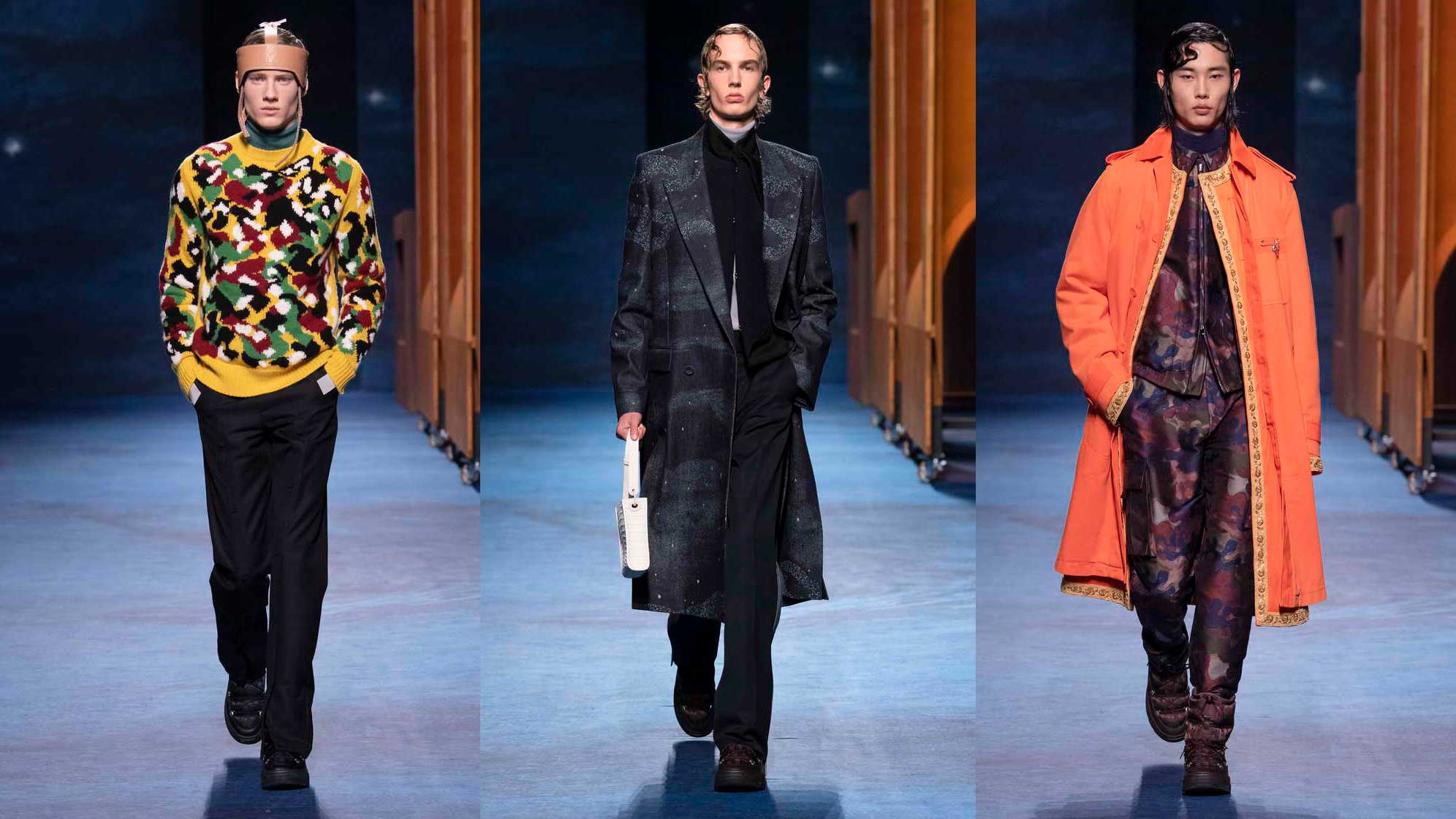 Dior Man Herfst Winter 2021 2022