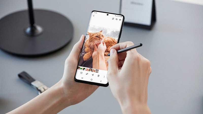Samsung Galaxy S21 Ultra 5G: voor de ultieme smartphone-ervaring