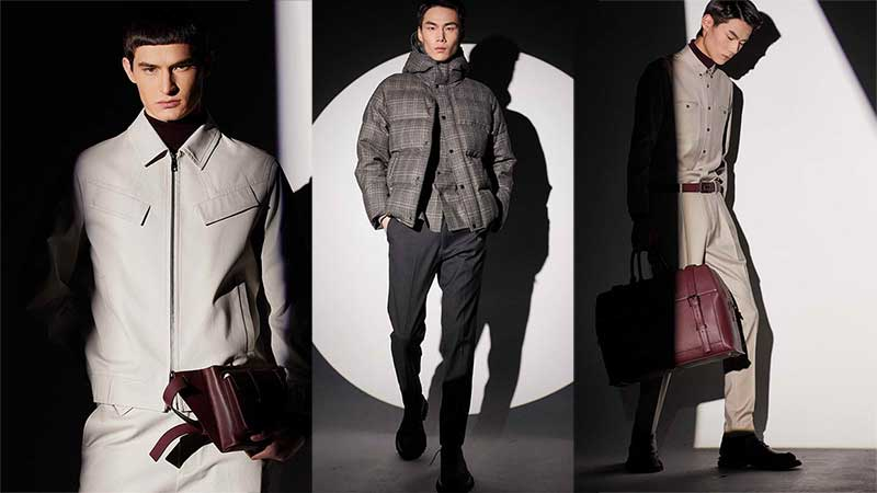 KB HONG Herfst Winter 2021 2022 - Mannenmode - Photo Courtesy of KB Hong