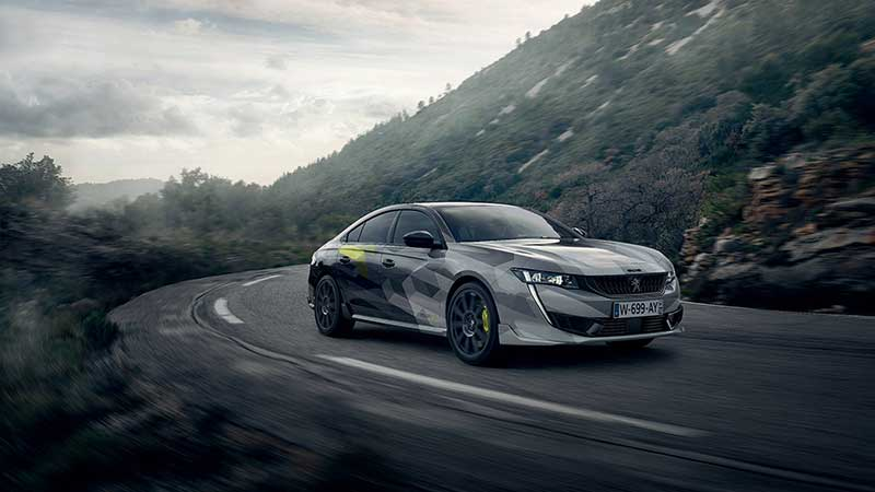 PEUGEOT 508 SPORT ENGINEERED HYbrid