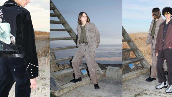 Modetrends heren winter 2021 2022. JieDa: luxe sportkleding met een Japanse twist
