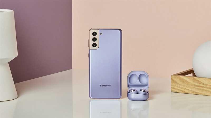 Samsung Galaxy S21 5G en Galaxy S21+ 5G blinken uit met eersteklas camera en video in een iconisch design