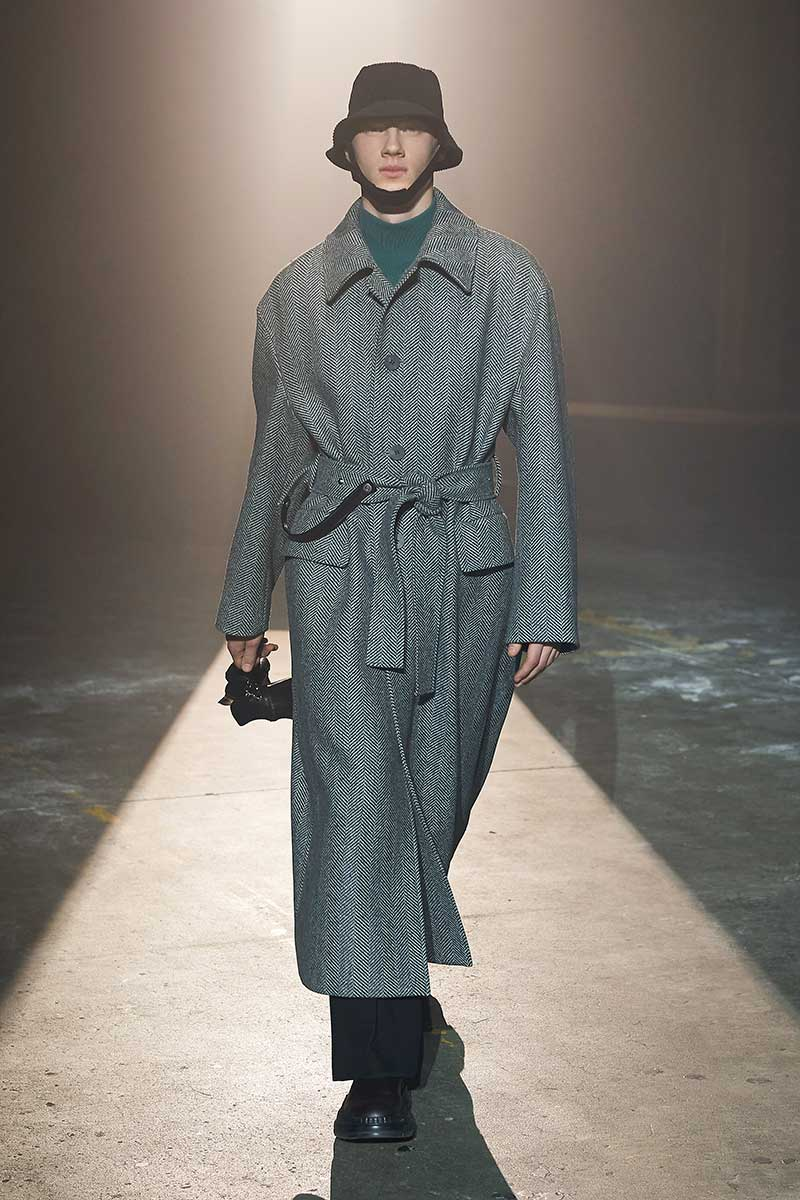 Modetrends man winter 2021 2022. Solid Homme. Photo: courtesy of Solid Homme