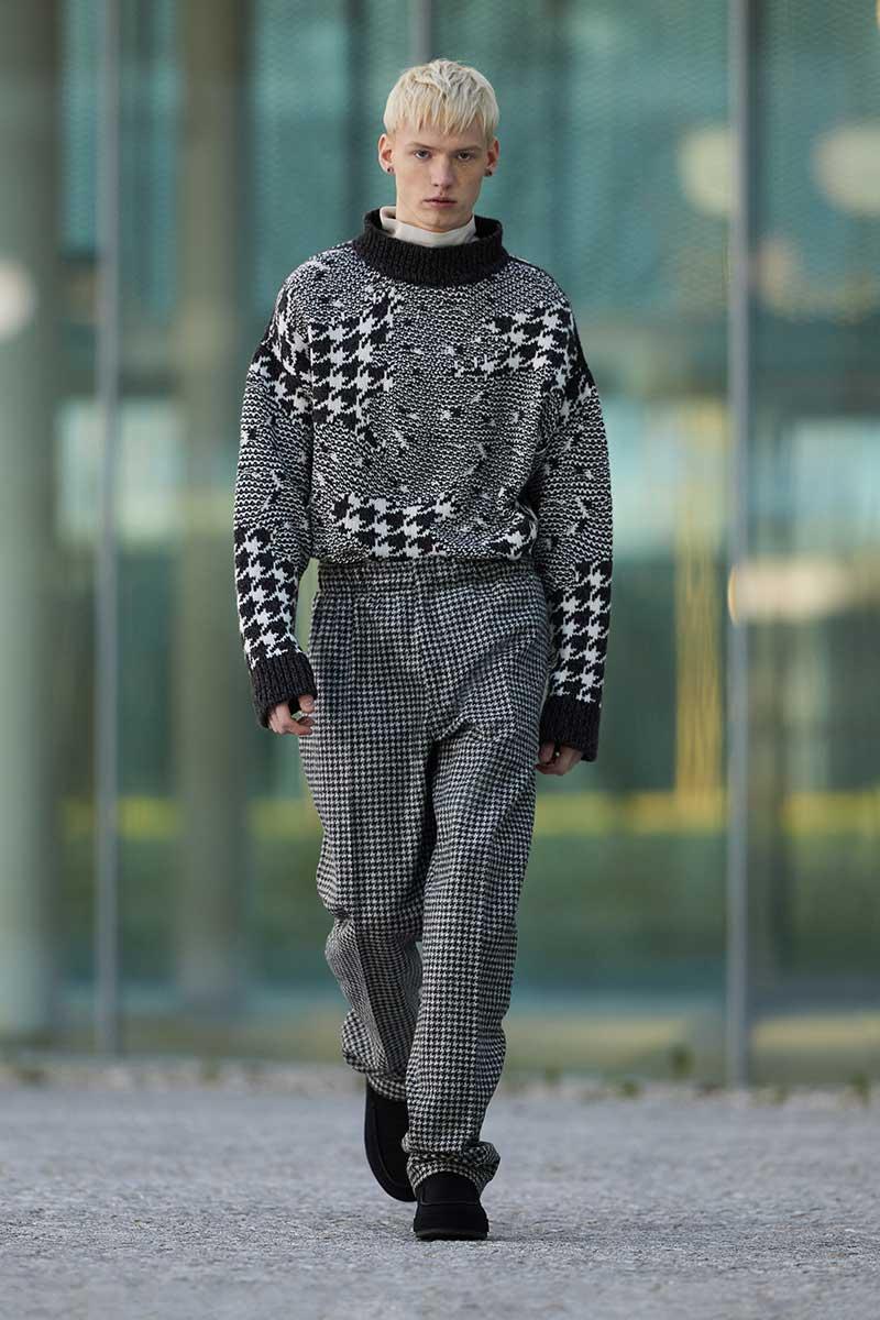Modetrends herfst winter 2021 2022. Modecollectie: Ermenegildo Zegna. Photo: courtesy of Zegna