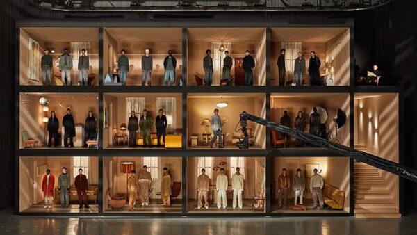 Modetrends winter 2021 2022. Ermenegildo Zegna: kamerjassen en track pants voor een nieuwe (herkenbare) stijl