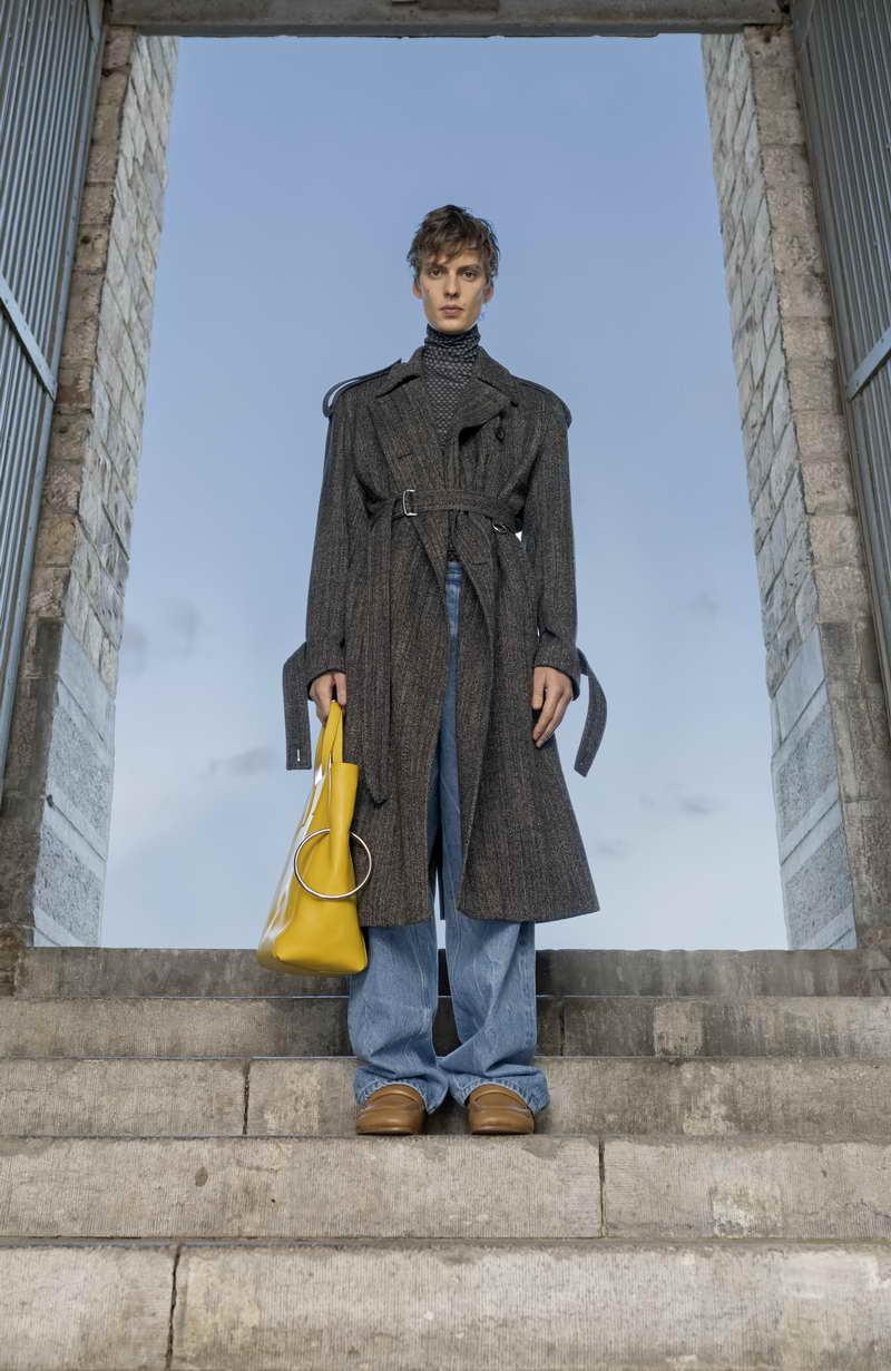 Dries Van Noten The collection for Men Autumn-Winter 2021-22