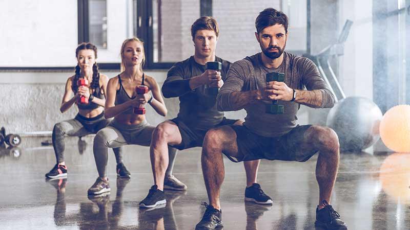 Trainen en voeding
