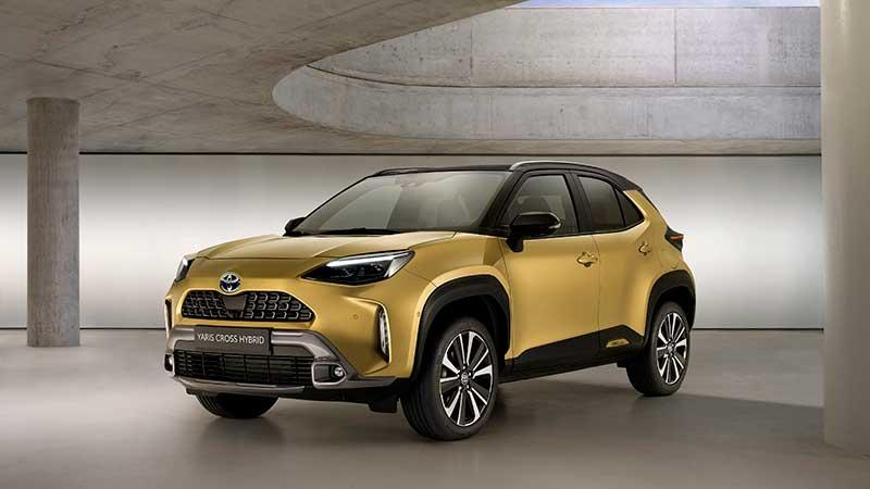 Toyota onthult extra stoere Yaris Cross Adventure