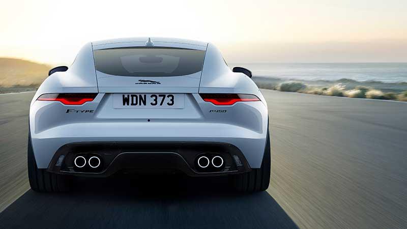 De nieuwe Jaguar F-TYPE R-Dynamic Black