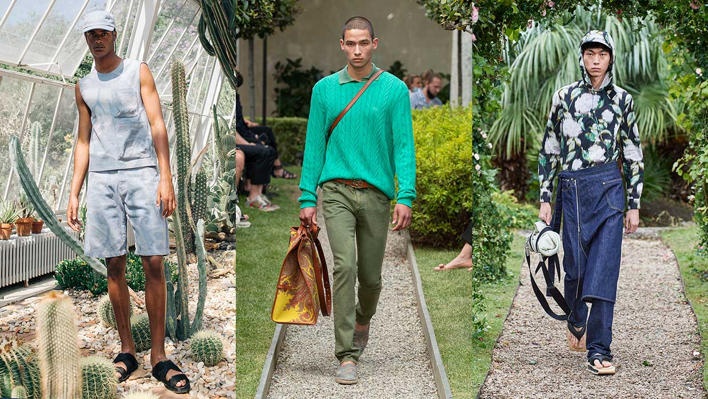 Modetrends heren 2021. Spijkerbroeken