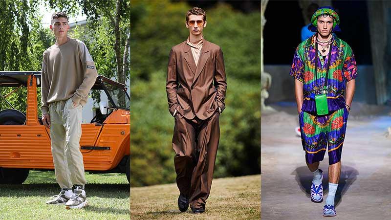 10x Modetrends heren voor lente zomer 2021