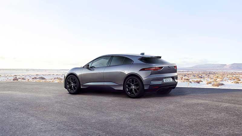 De nieuwe Jaguar I‑PACE BLACK