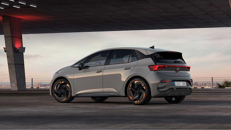 CUPRA Born: dé elektrische auto voor car lovers