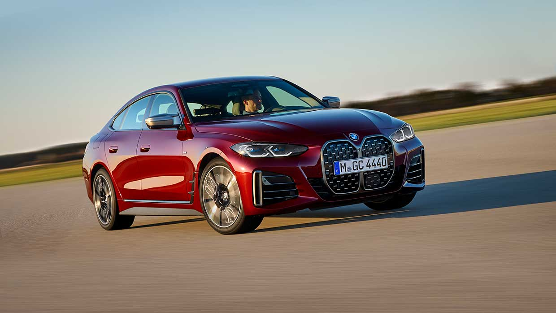 De nieuwe BMW 4 Serie Gran Coupé