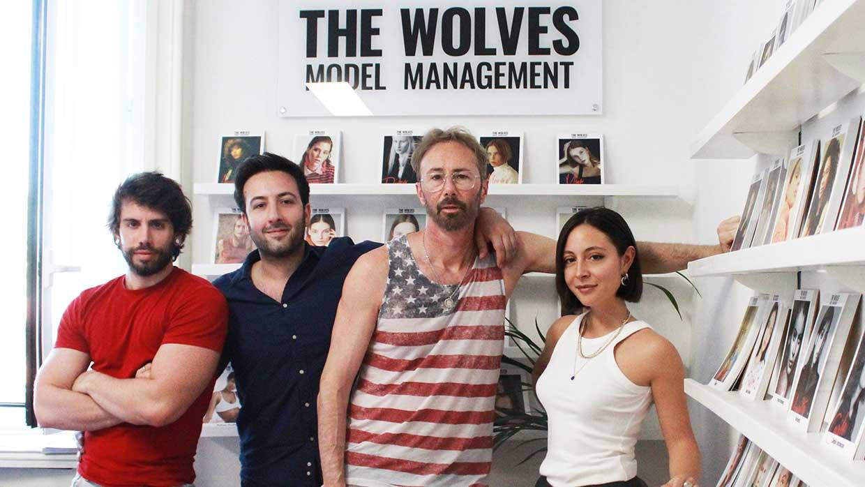 The Wolves Management, modellenbureau Milaan