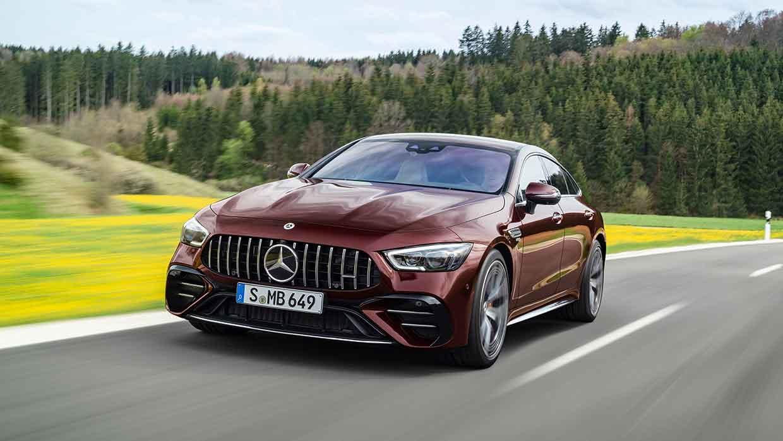 Mercedes-AMG GT 4-Door Coupé modeljaar 2021