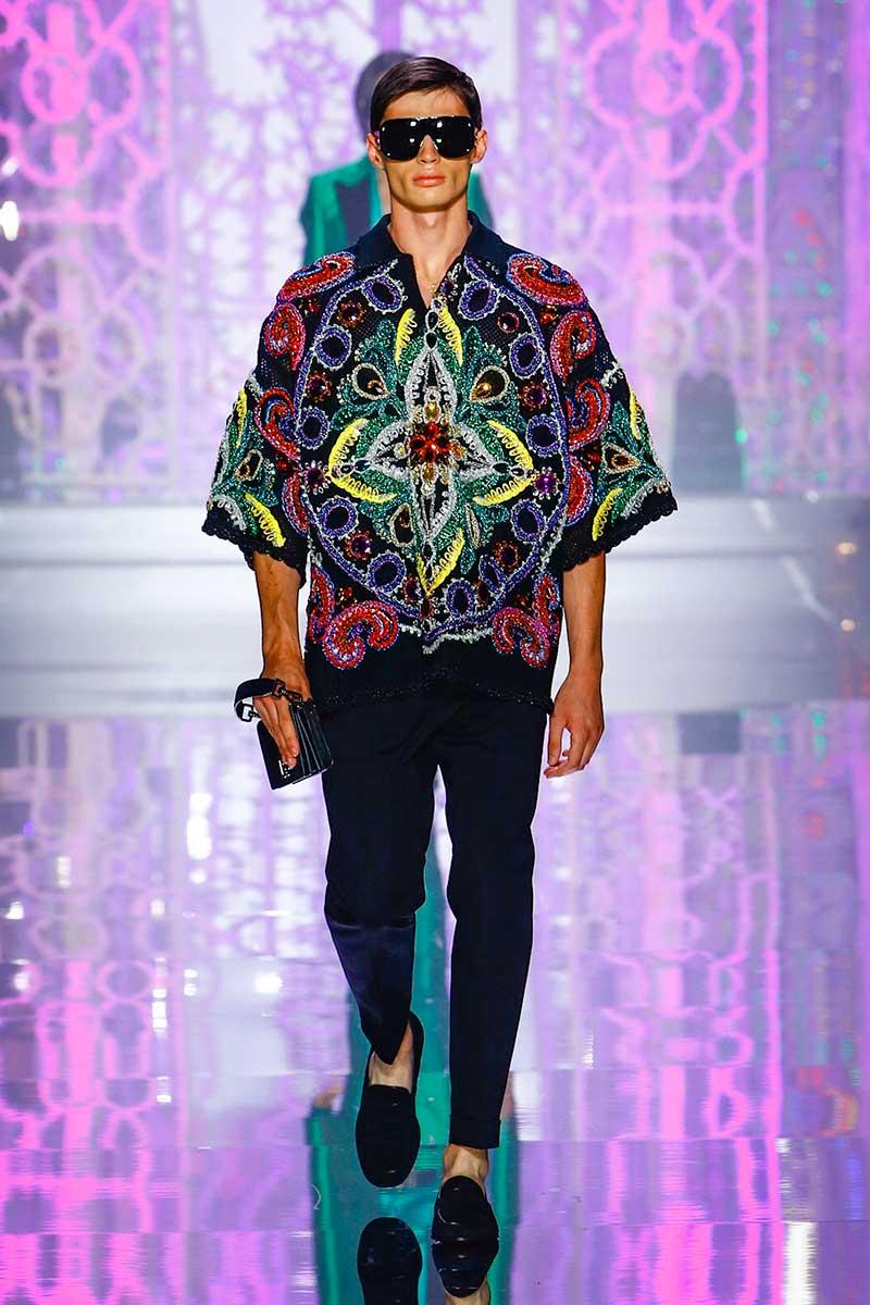 Dolce & Gabbana herencollectie zomer 2022. Photo: courtesy of Dolce & Gabbana