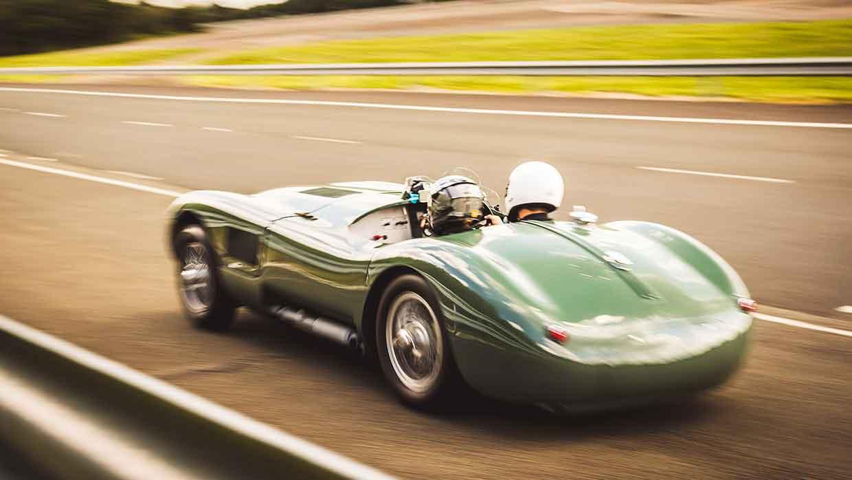 De nieuwe Jaguar C-Type Continuation