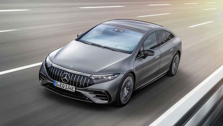 De nieuwe Mercedes-AMG EQS 53 4MATIC+