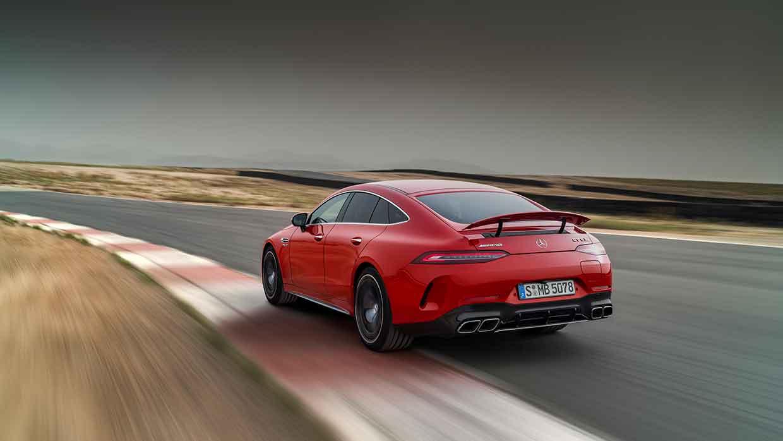 Wereldpremière voor eerste performance-hybrid van Mercedes-AMG