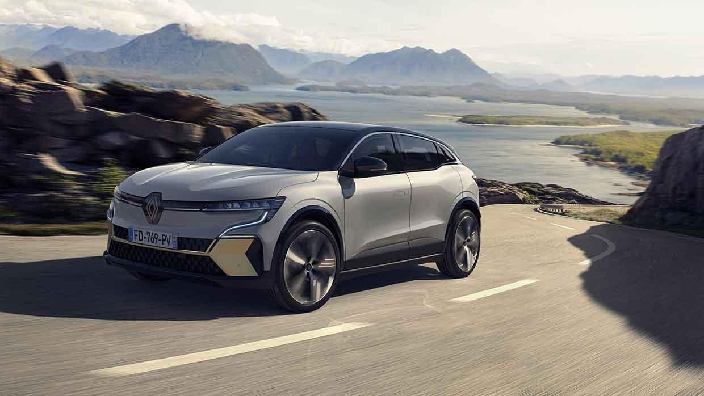De nieuwe Renault Megane E-Tech electric